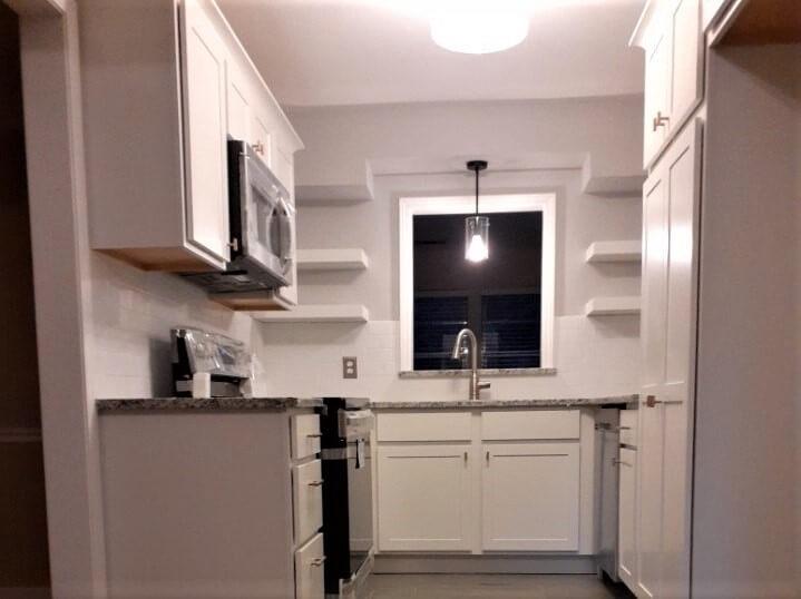 kitchen remodel carpenter memphis tn